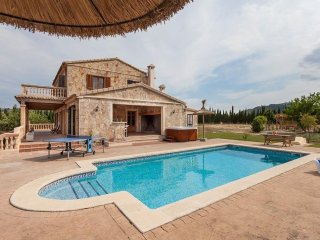 4 bedroom Villa in Alcúdia, Balearic Islands, Spain : ref 5455254