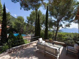 6 bedroom Villa in Port de Pollença, Balearic Islands, Spain : ref 5455262