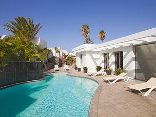 4 bedroom Villa in Puerto del Carmen, Canary Islands, Spain : ref 5453622