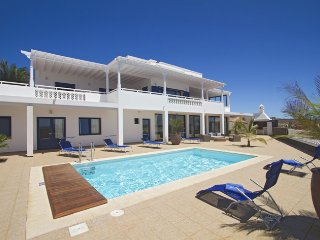 4 bedroom Villa in Puerto Calero, Canary Islands, Spain : ref 5453620