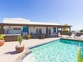 4 bedroom Villa in Puerto del Carmen, Canary Islands, Spain : ref 5453619