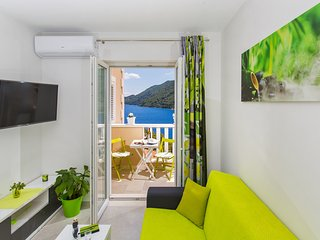 SUPERFANTASTIC GREEN 1BR with Sea View