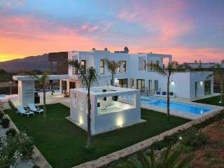 4 bedroom Villa in Xabia, Valencia, Spain : ref 5453223