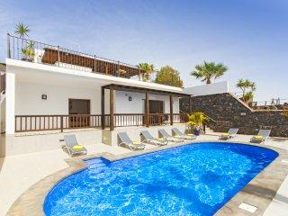 5 bedroom Villa in Puerto del Carmen, Canary Islands, Spain : ref 5452398