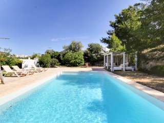 8 bedroom Villa in San Jose, Balearic Islands, Spain : ref 5452243