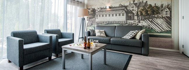 Gorgeous 2 bedroom apt in Amsterdam