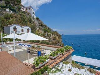 5 bedroom Villa in Praiano, Campania, Italy : ref 5451907