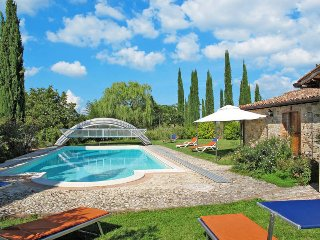 5 bedroom Villa in San Venanzo, Umbria, Italy : ref 5447863