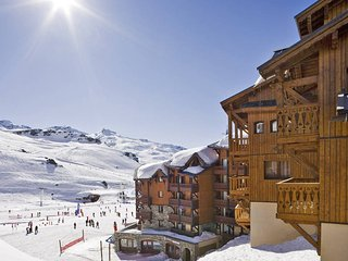 5 bedroom Villa in Val Thorens, Auvergne-Rhône-Alpes, France - 5445383