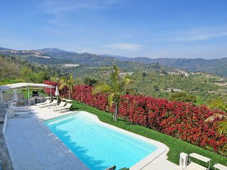 5 bedroom Villa in Costarainera, Liguria, Italy : ref 5444198