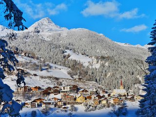 5 bedroom Apartment in Perpat, Tyrol, Austria : ref 5442928