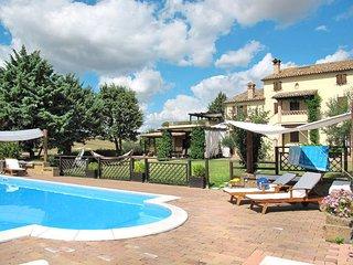 7 bedroom Villa in Cingoli, The Marches, Italy : ref 5441090