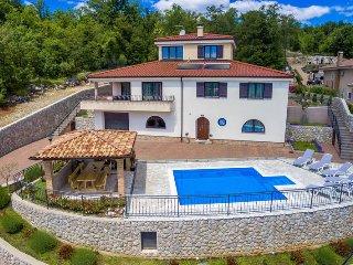 6 bedroom Villa in Kastav, Primorsko-Goranska Zupanija, Croatia : ref 5440326