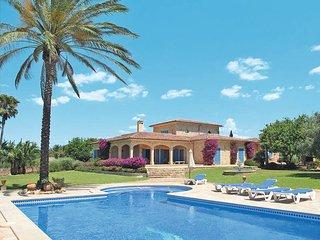 4 bedroom Villa in Portopetro, Balearic Islands, Spain : ref 5441158