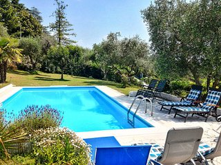 3 bedroom Villa in Soiano, Lombardy, Italy : ref 5438791