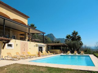 5 bedroom Villa in Vence, Provence-Alpes-Cote d'Azur, France : ref 5436186