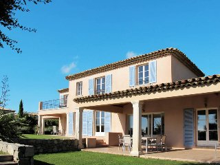 4 bedroom Villa in Grimaud, Provence-Alpes-Cote d'Azur, France : ref 5435975