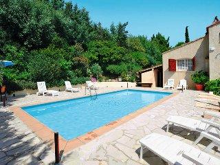 4 bedroom Villa in Saint-Aygulf, Provence-Alpes-Cote d'Azur, France : ref 543586