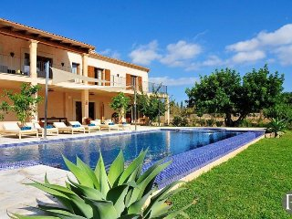 5 bedroom Villa in s'Horta, Balearic Islands, Spain : ref 5433565