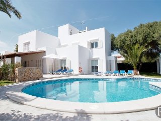 4 bedroom Villa in Cala Egos, Balearic Islands, Spain : ref 5433545