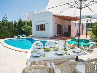 4 bedroom Villa in Cala Egos, Balearic Islands, Spain : ref 5433541