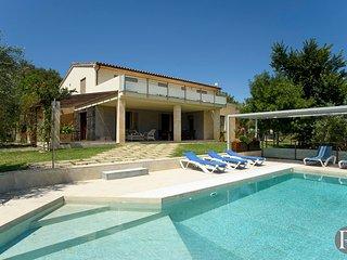 5 bedroom Villa in Pollenca, Balearic Islands, Spain : ref 5433294