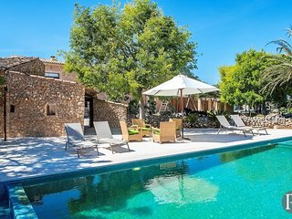 5 bedroom Villa in Son Mesquida, Balearic Islands, Spain : ref 5433271