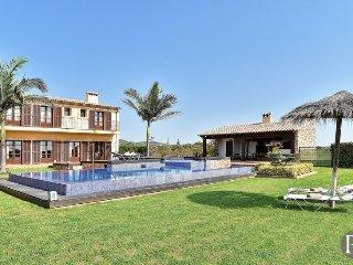 4 bedroom Villa in s'Horta, Balearic Islands, Spain : ref 5433274