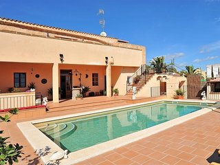 6 bedroom Villa in s'Horta, Balearic Islands, Spain : ref 5433279