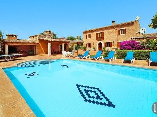 5 bedroom Villa in s'Horta, Balearic Islands, Spain : ref 5433300