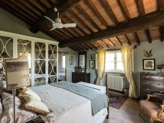 Beautiful and tranquil villa on the Tuscan / Umbrian border
