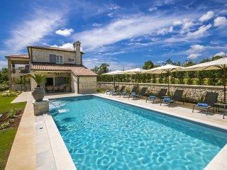 4 bedroom Villa in Kanfanar, Istarska Zupanija, Croatia : ref 5426490