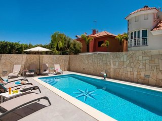 4 bedroom Villa in Maspalomas, Canary Islands, Spain : ref 5425996