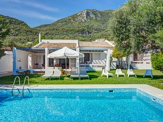 3 bedroom Villa in Barbáti, Ionian Islands, Greece : ref 5426172
