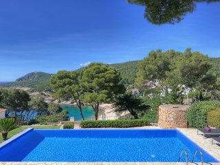 4 bedroom Villa in Tamariu, Catalonia, Spain : ref 5425090