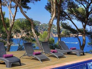 5 bedroom Villa in Tamariu, Catalonia, Spain : ref 5425129