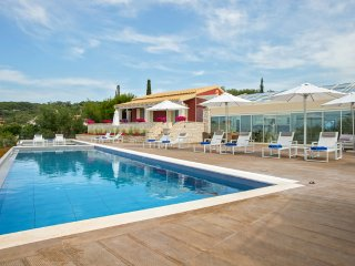 5 bedroom Villa in Karniaris, Ionian Islands, Greece : ref 5422446