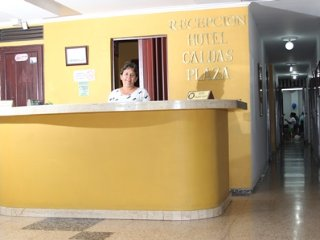 Lodging in Hotel Caldas Plaza