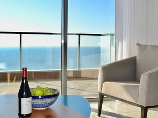 SEA VIEW APARTMENT IN BAT YAM – FLOOR 22nd Floor #B1
