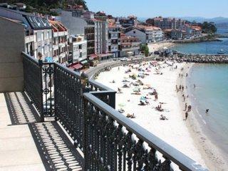 Atico a pie de playa en Raxo