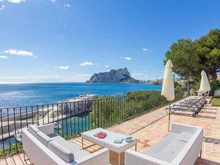 9 bedroom Villa in Benissa, Valencia, Spain : ref 5401462