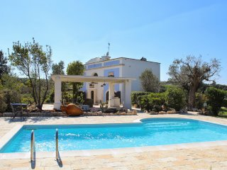 5 bedroom Villa in Certosa, Apulia, Italy : ref 5400912