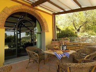 5 bedroom Villa in Tavarnuzze, Tuscany, Italy : ref 5400125