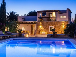 4 bedroom Villa in San Jose, Balearic Islands, Spain : ref 5399087