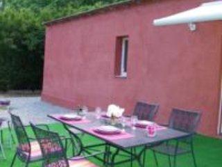 Villa 3 ch.100M2/ 6 pers tout confort-plage 200m-jardin prive cloture 1500m2-