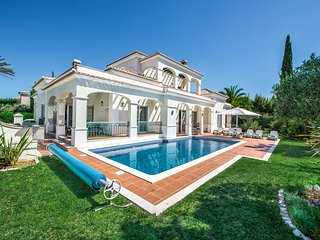 4 bedroom Villa in Almancil, Faro, Portugal : ref 5398886