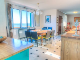 5 bedroom Apartment in Sanremo, Liguria, Italy : ref 5398674