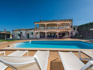 9 bedroom Villa in Sencelles, Balearic Islands, Spain : ref 5398639