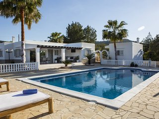 3 bedroom Villa in Sant Rafel, Balearic Islands, Spain : ref 5397948