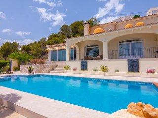 3 bedroom Villa in Benissa, Valencia, Spain : ref 5397927